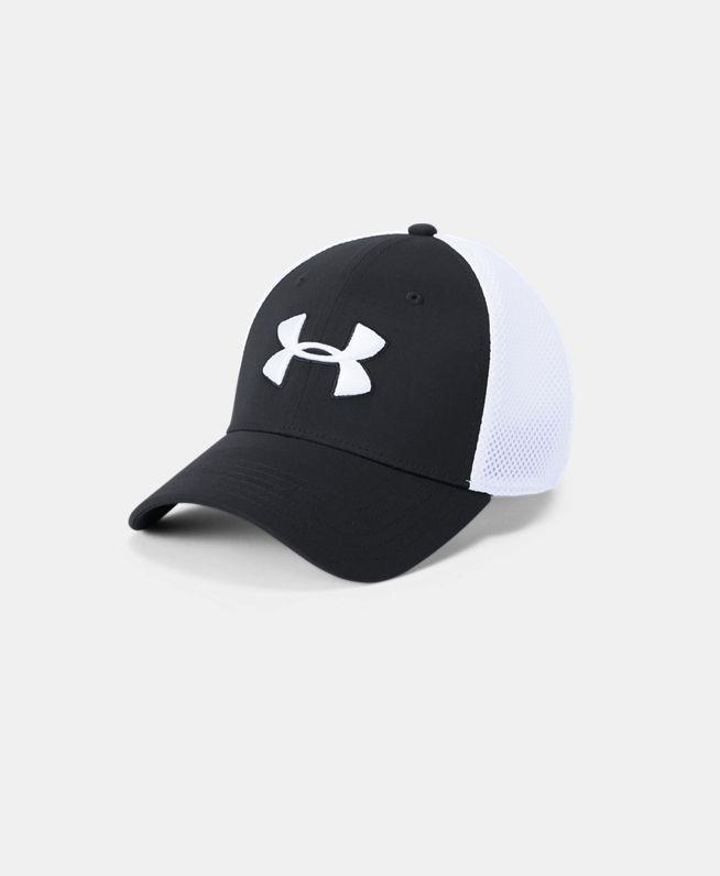 男士UA Microthread Golf Mesh高尔夫帽