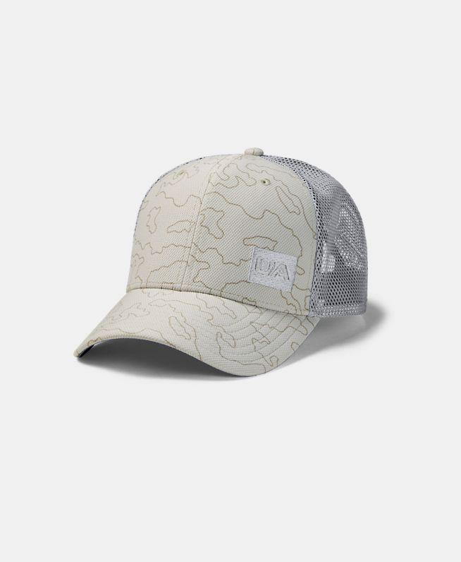 男士UA Trucker Blitzing运动帽