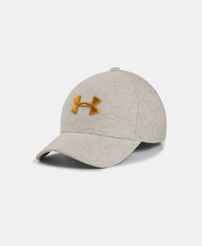 男童UA Printed Blitzing 3.0运动帽