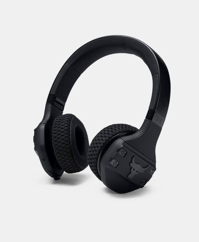 UA × JBL 运动无线耳机 - Project Rock版