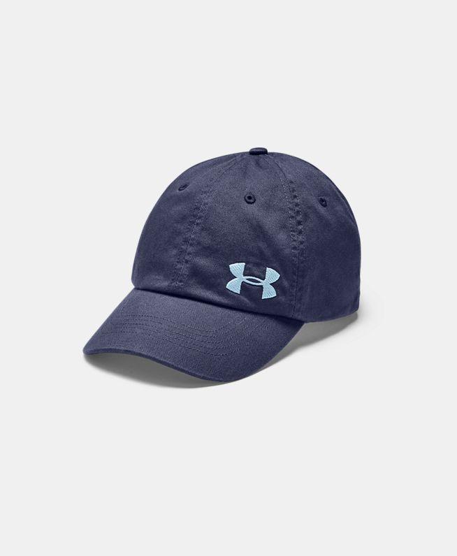 女士UA Cotton高尔夫球帽