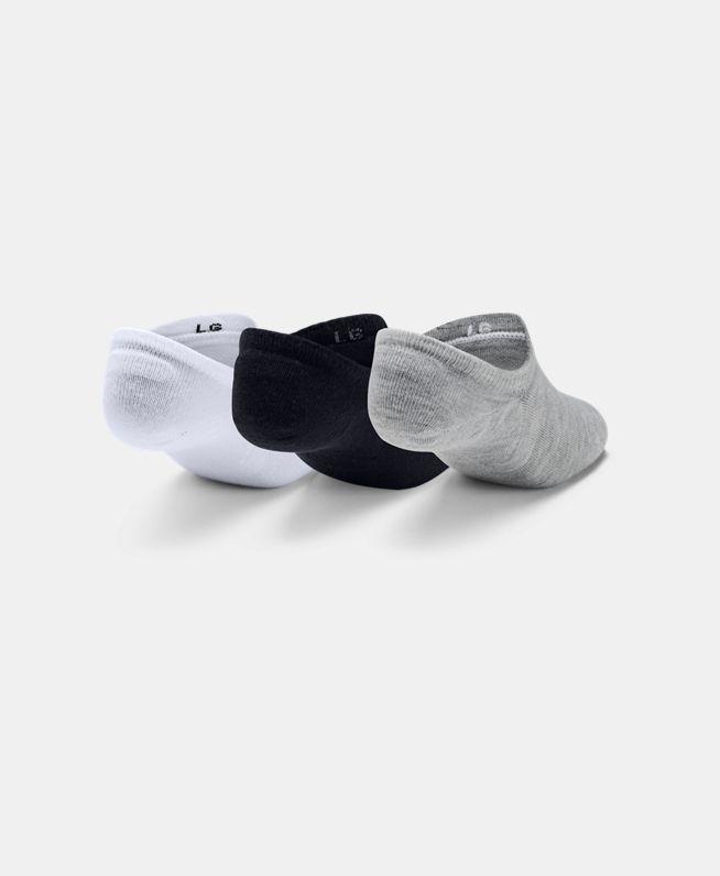 男女同款UA Ultra Lo袜—3双装