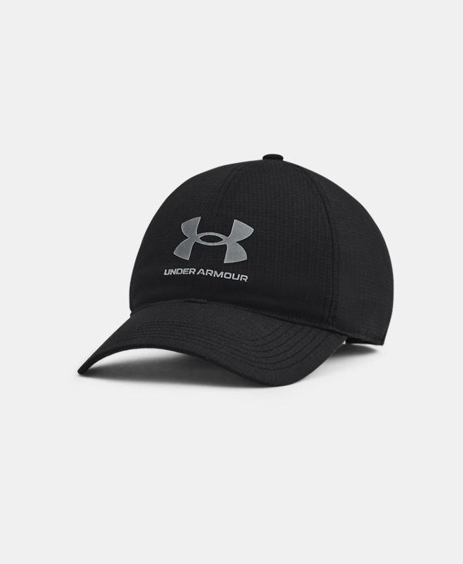 男士UA Iso-Chill ArmourVent可调节运动帽
