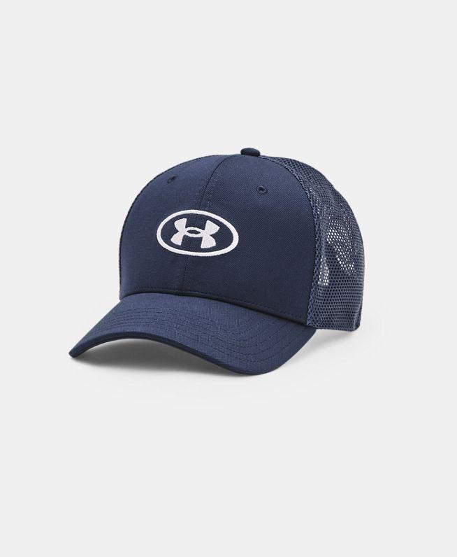 男士UA Blitzing Trucker运动帽