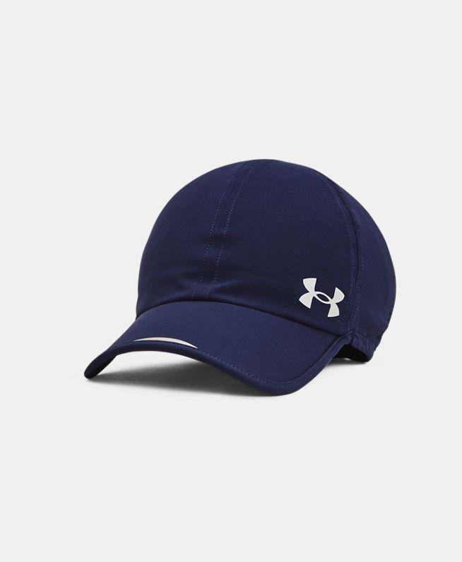 男士UA Iso-Chill Launch跑步运动帽