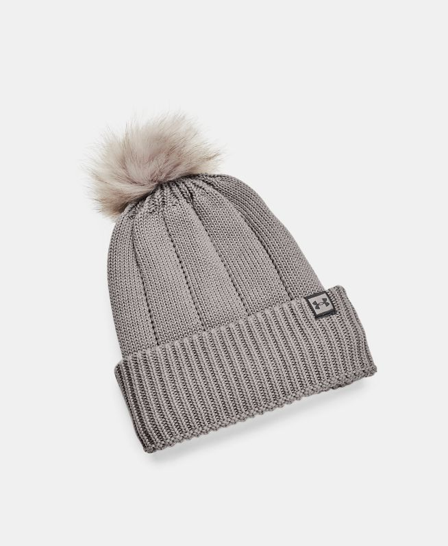 女士UA Around Town ColdGear® Infrared小圆帽