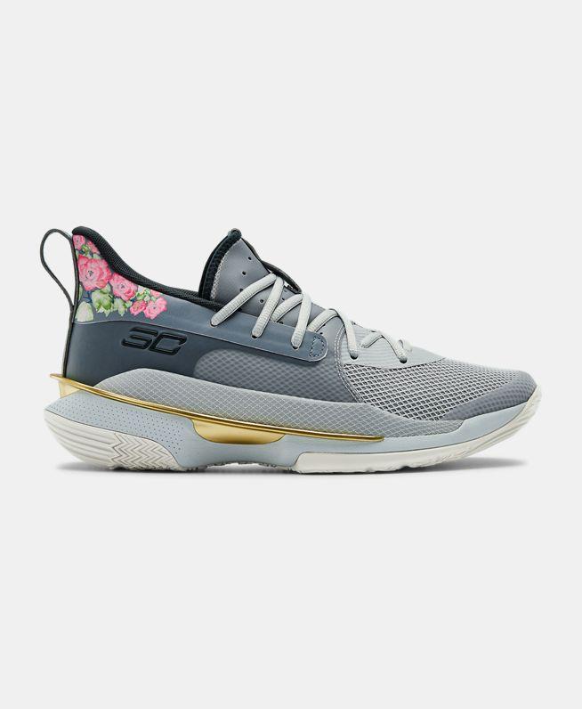 男士UA Curry 7篮球鞋