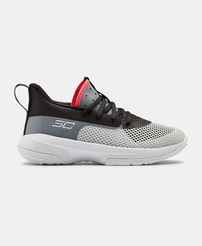 小童UA Curry 7篮球鞋