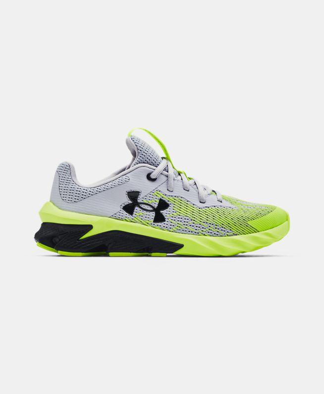 男童UA Charged Scramjet 3跑鞋
