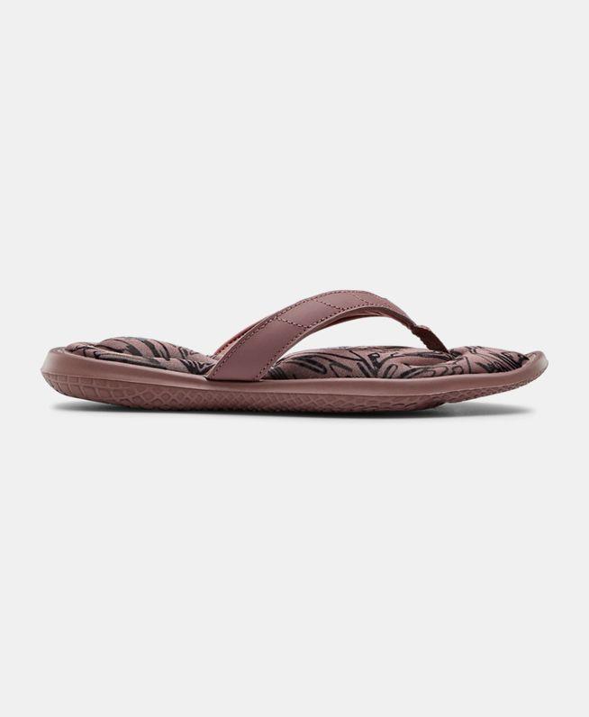 女士UA Marbella VII Multi拖鞋