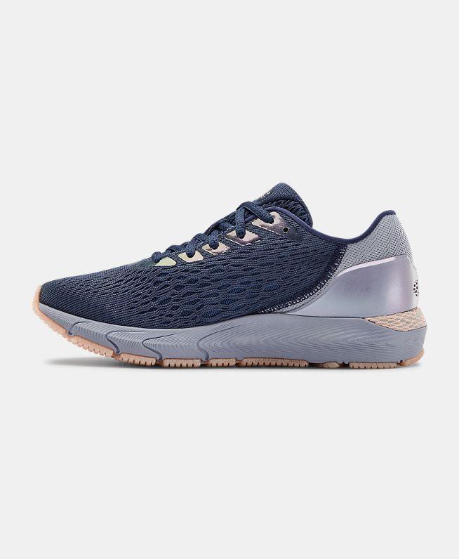 女士UA HOVR Sonic 3 W8LS跑鞋