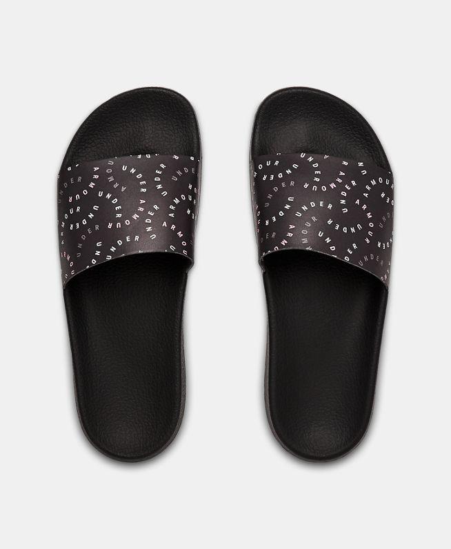 男女同款UA Core Remix Multi拖鞋