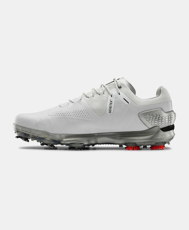 男士UA Spieth 4 GORE-TEX Wide EE高尔夫鞋