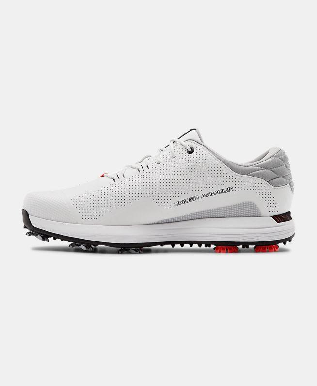 男士UA HOVR Matchplay Wide E高尔夫鞋