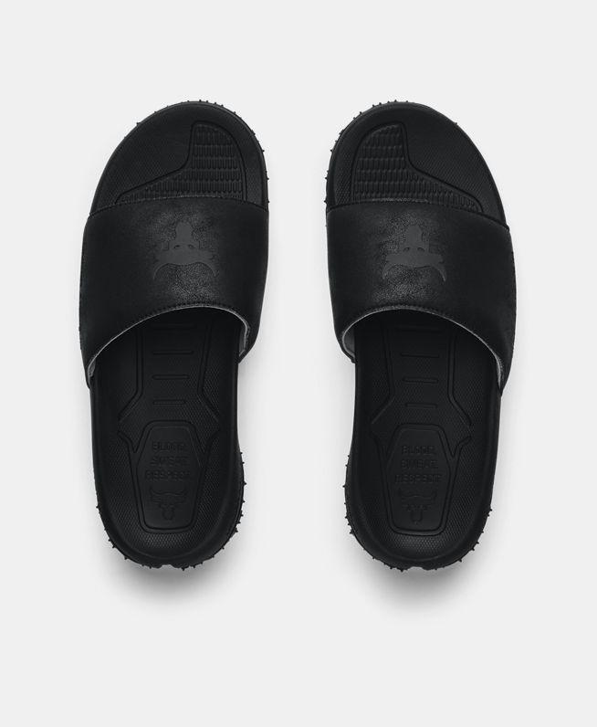 男士Project Rock强森拖鞋