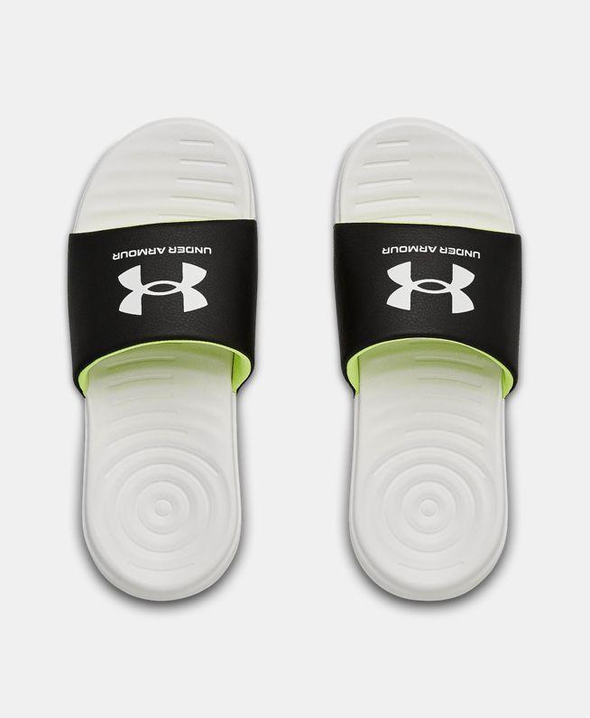 男童UA Ansa Fix拖鞋
