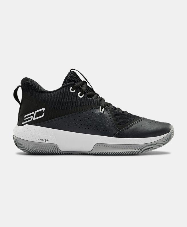男女同款UA库里Curry IV篮球鞋