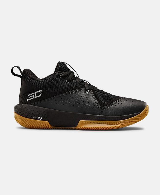 儿童UA SC 3ZER0 IV篮球鞋