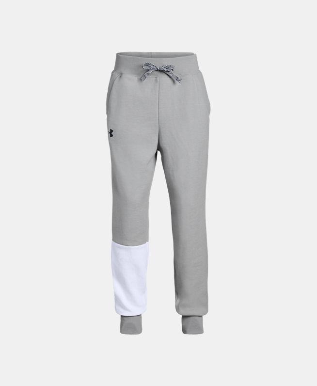 女童UA Doubleknit Joggers长裤