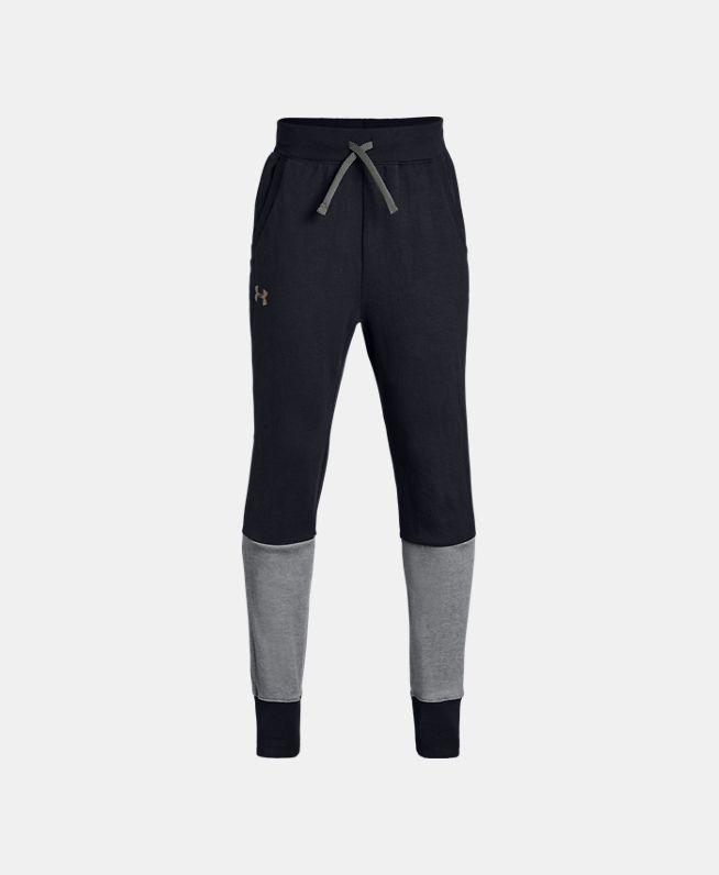 男童UA Doubleknit长裤