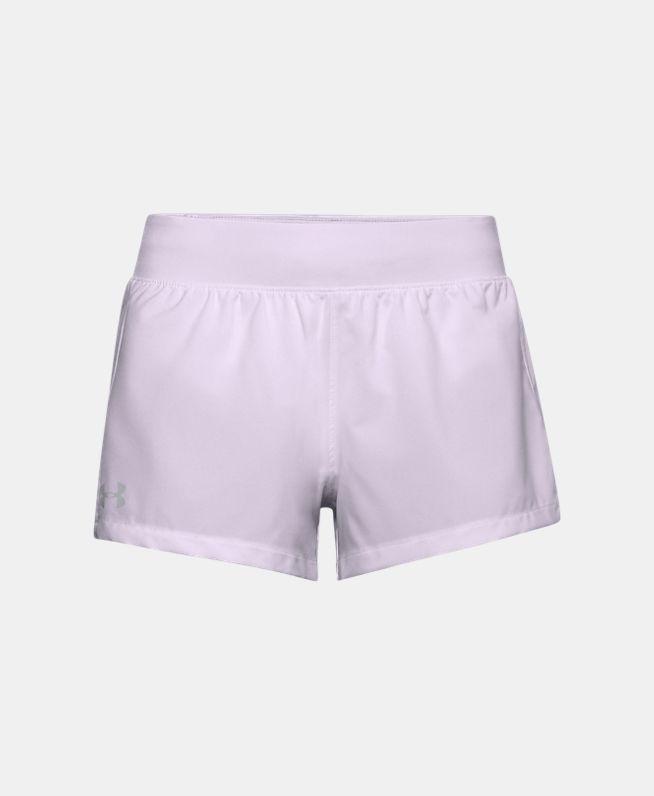 女士UA Launch SW ''Go All Day''短裤