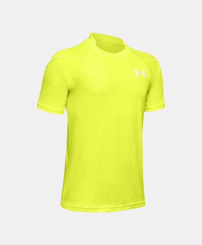 男童UA Sun Armour短袖T恤