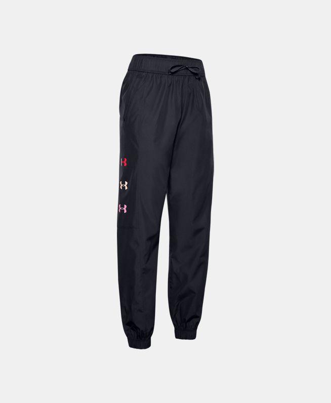 女童UA Woven长裤