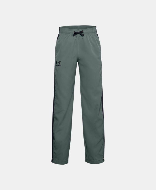 男童UA Woven Track长裤