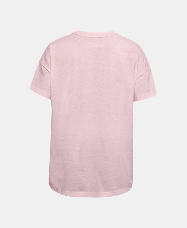 女童Project Rock短袖T恤