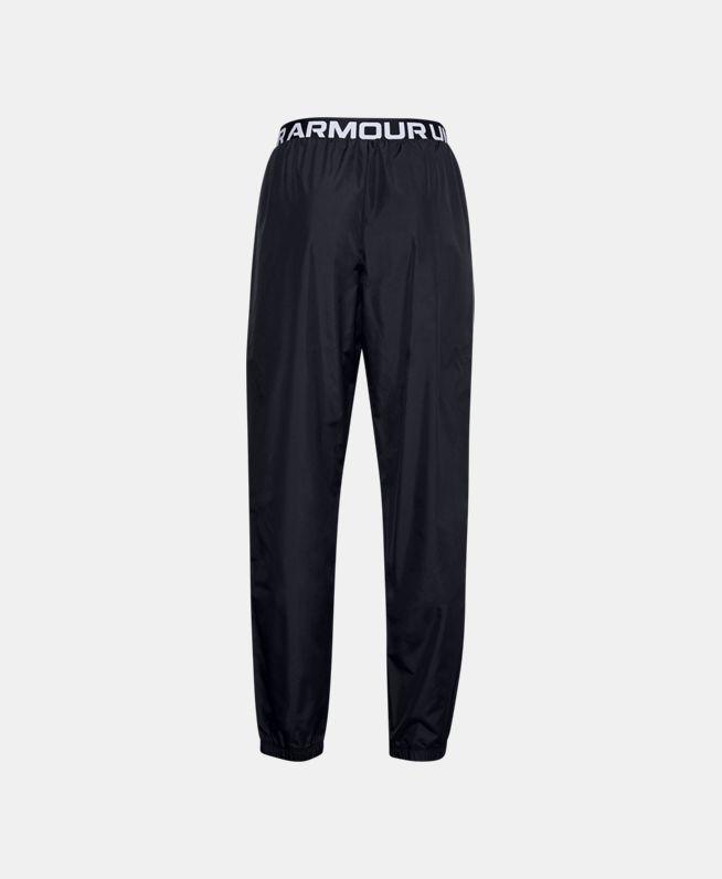 女童UA Play Up梭织长裤