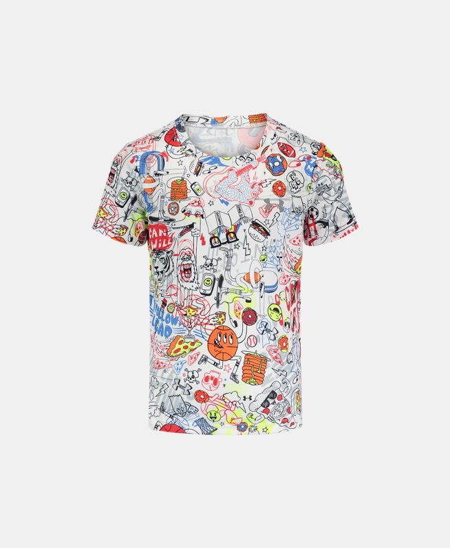 男小童UA Future Show短袖T恤