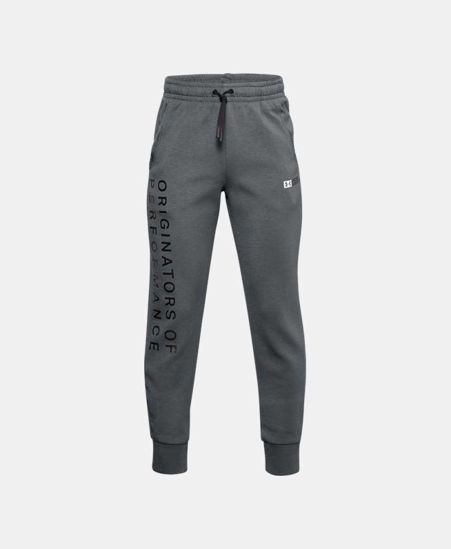 男童UA Apollo Warm Up长裤