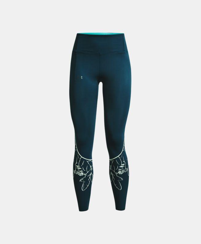 女士UA SmartForm RUSH Custom Length紧身裤