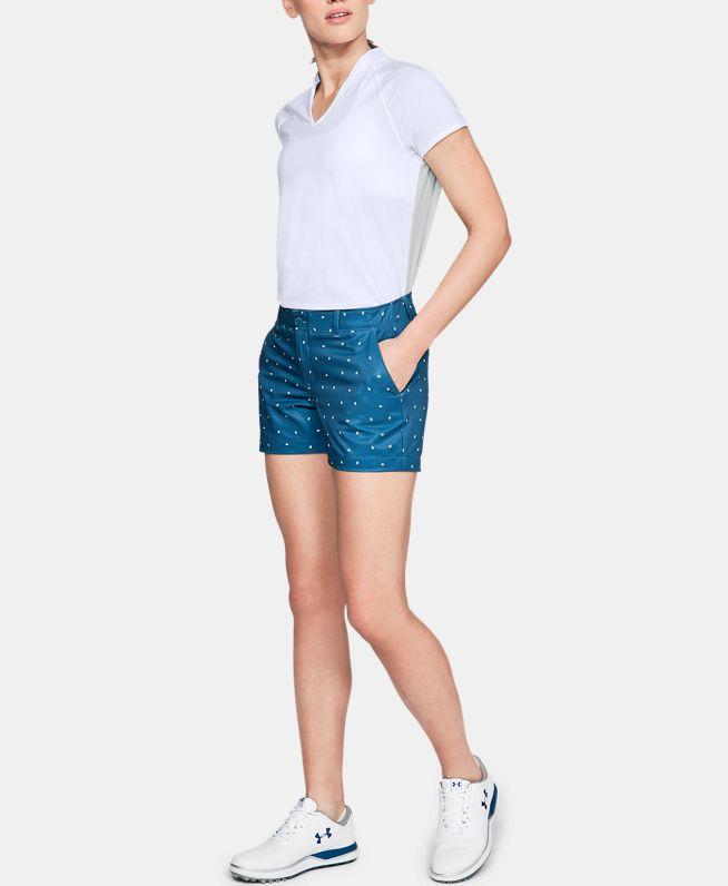 女士UA Vanish Edge Polo衫