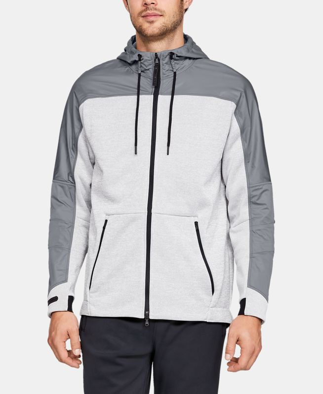 男士UA Swacket ColdGear®运动夹克