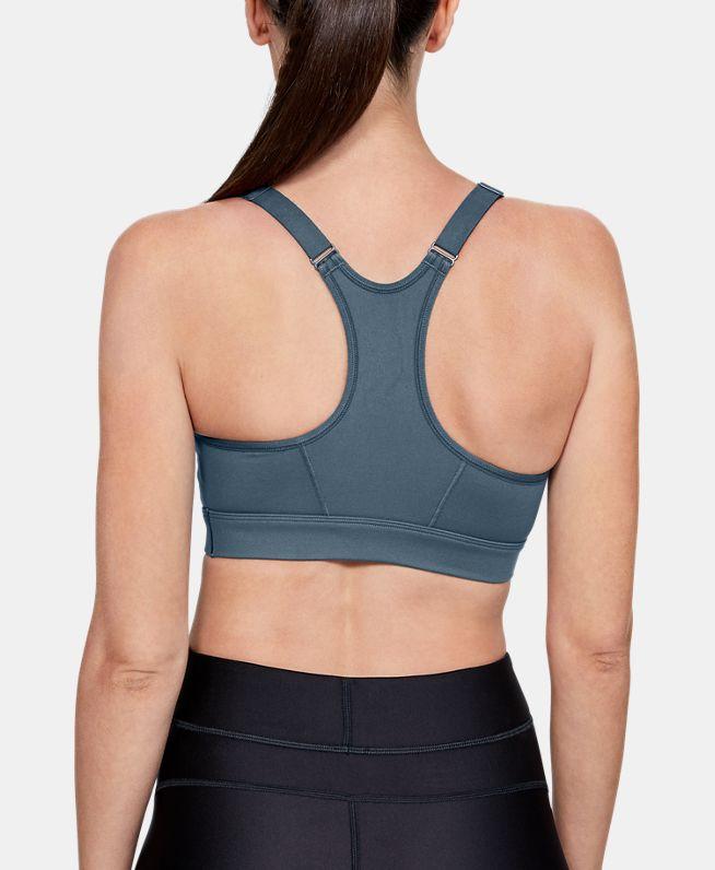 女士UA Reflect运动内衣—中强度
