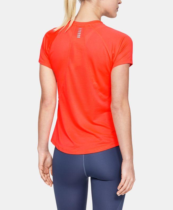 女士UA Qualifier  HexDelta短袖T恤