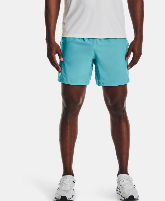 男士UA Speed Stride Solid 7英寸短裤