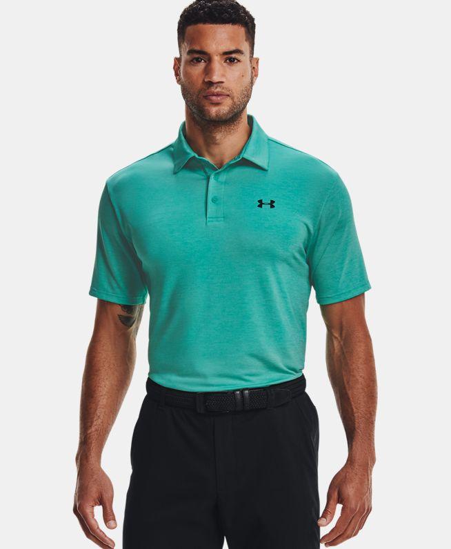 男士UA Playoff 2.0 Polo衫