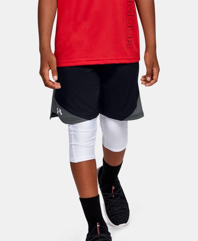 男童UA Stunt 2.0短裤