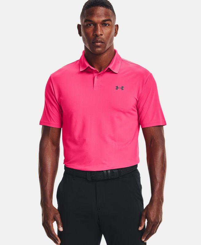 男士UA Performance 2.0 Polo衫