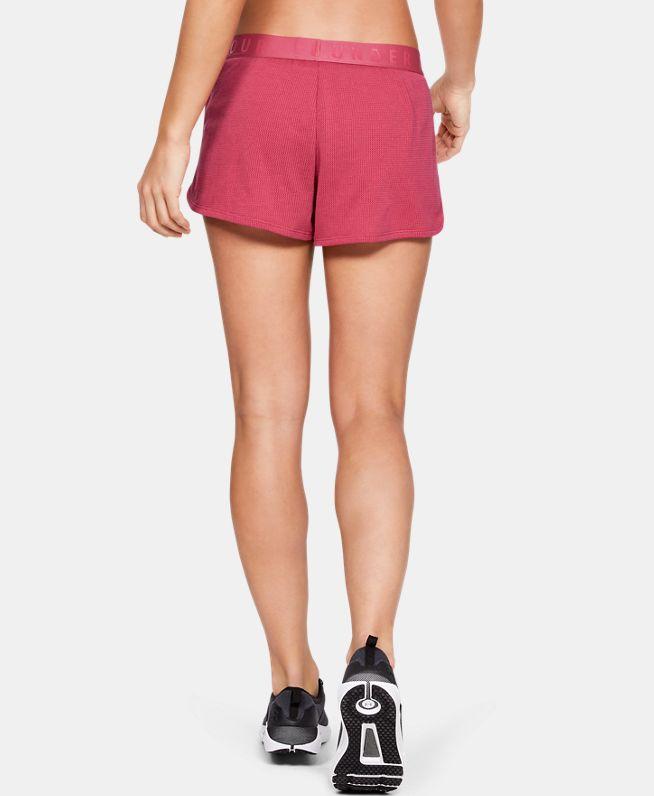 女士UA Mesh Around短裤