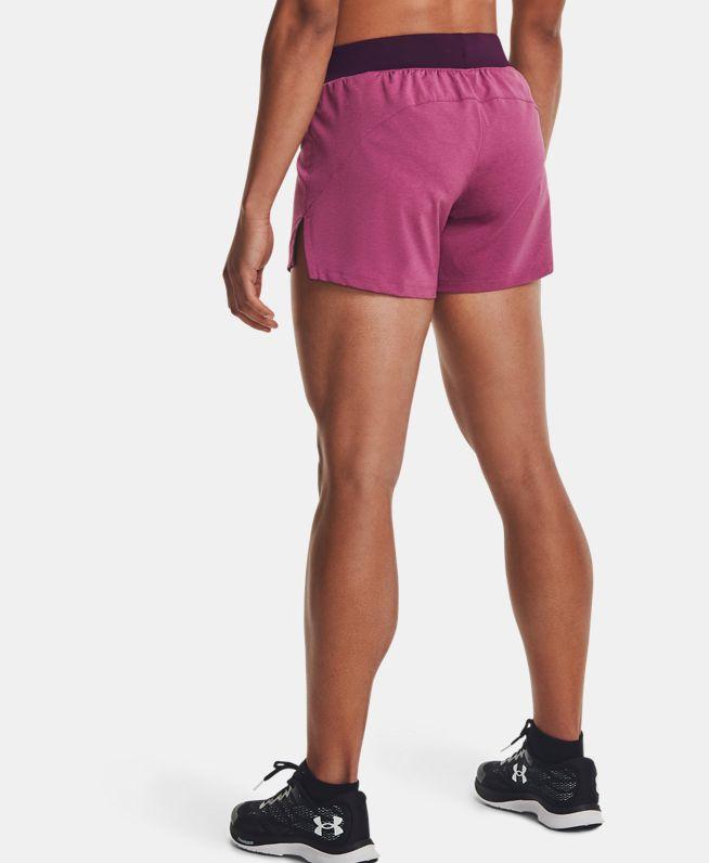 女士UA Launch SW ''Go Long''短裤