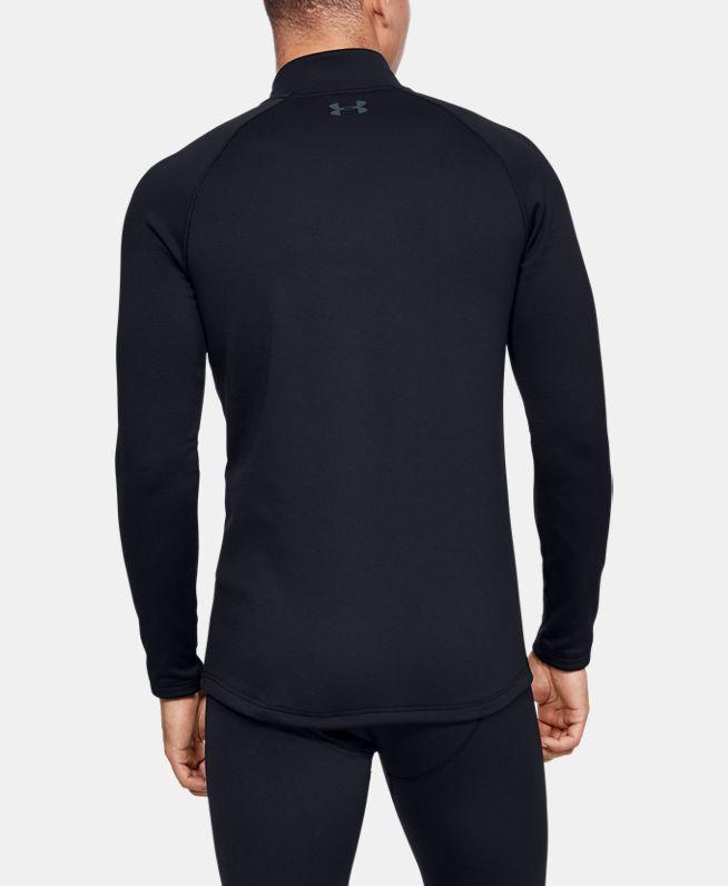 男士ColdGear® Base 4.0 1/4拉链运动上衣