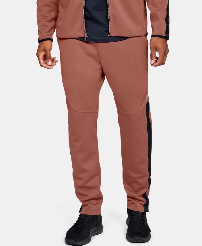 男士UA Recover Knit Warm-Up长裤