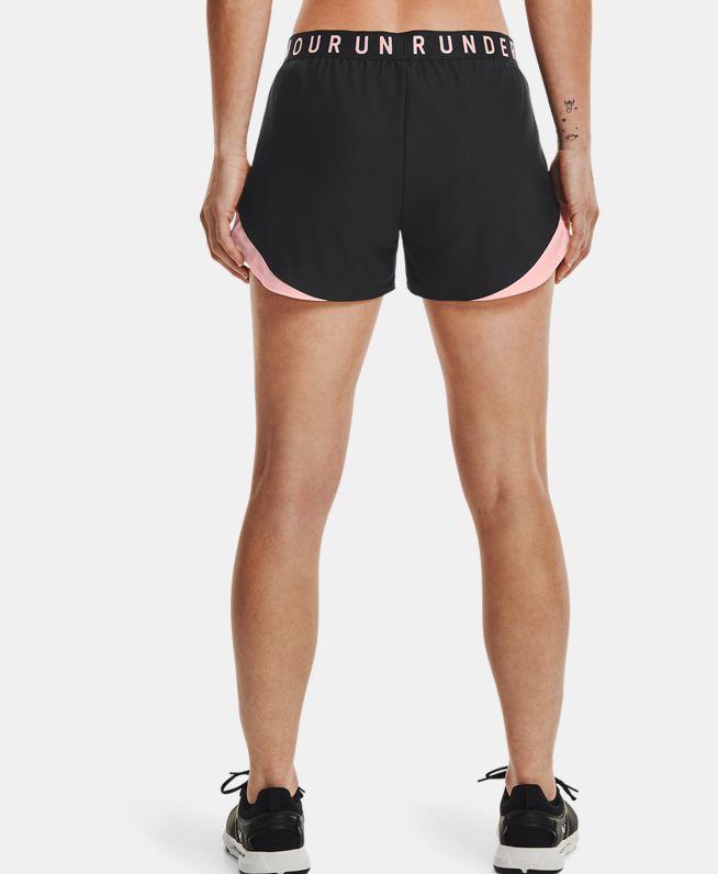 女士UA Play Up 3.0短裤