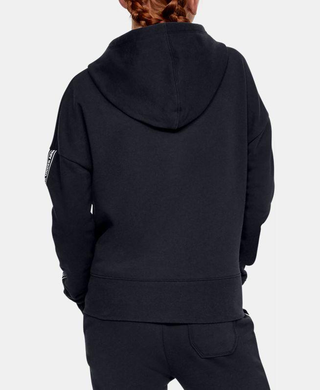 女童UA Sportstyle Fleece连帽上衣