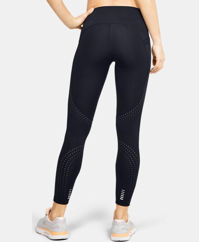 女士UA Qualifier Speedpocket Perforated中裤