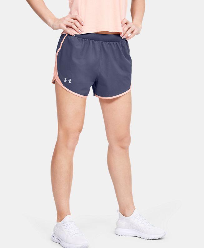 女士UA Fly—By 2.0短裤