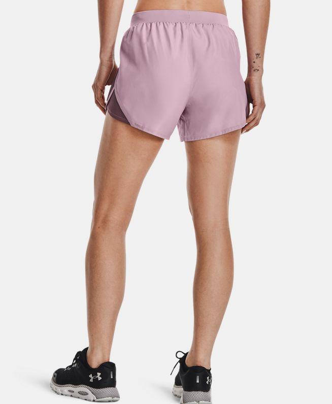 女士UA Fly-By 2.0短裤